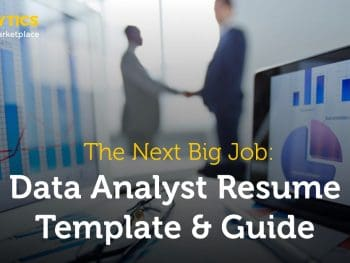 Data Scientist Resume Template & Guide! The Next Big Job