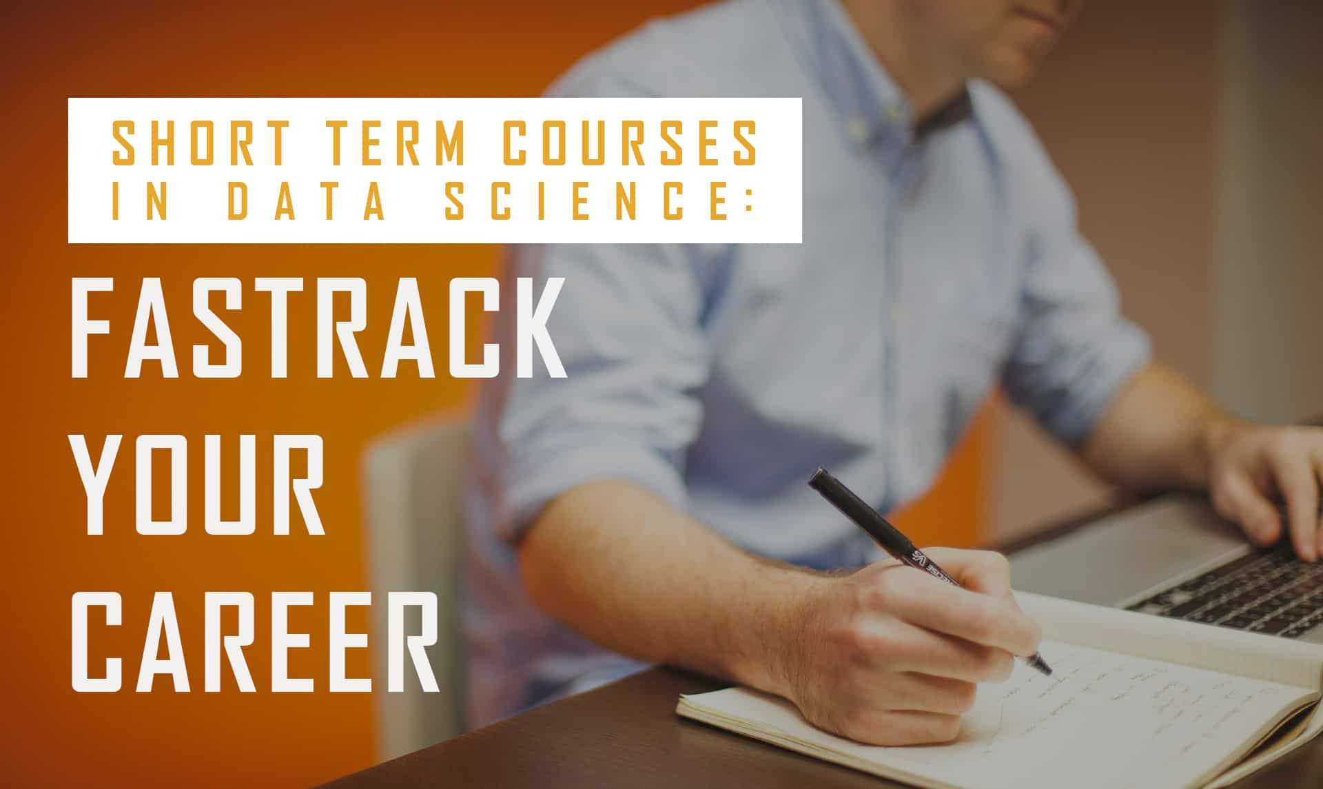 Do short term courses in data science boost your career?